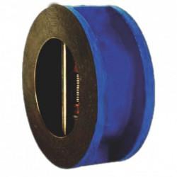 ductile iron wafer check valve pn 25 - valveit