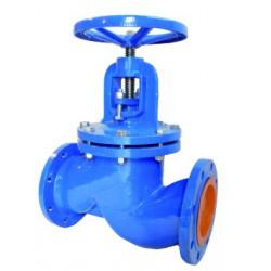 cast iron globe valve pn 16 - valveit
