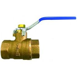 Wras bronze ball valve, pn 25 rated - valveit