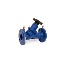 cast iron balancing valve pn 16 - valveit