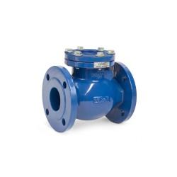 cast iron swing check valve pn 16 - valveit