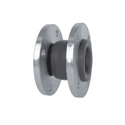flanged rubber bellows pn 16 - valveit