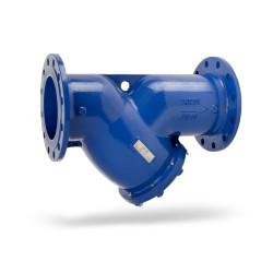 ductile iron y strainer pn 16 - valveit