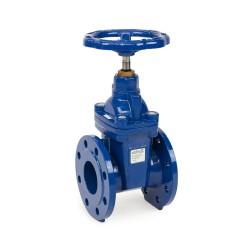 ductile iron gate valve pn 16 non-rising stem - valveit